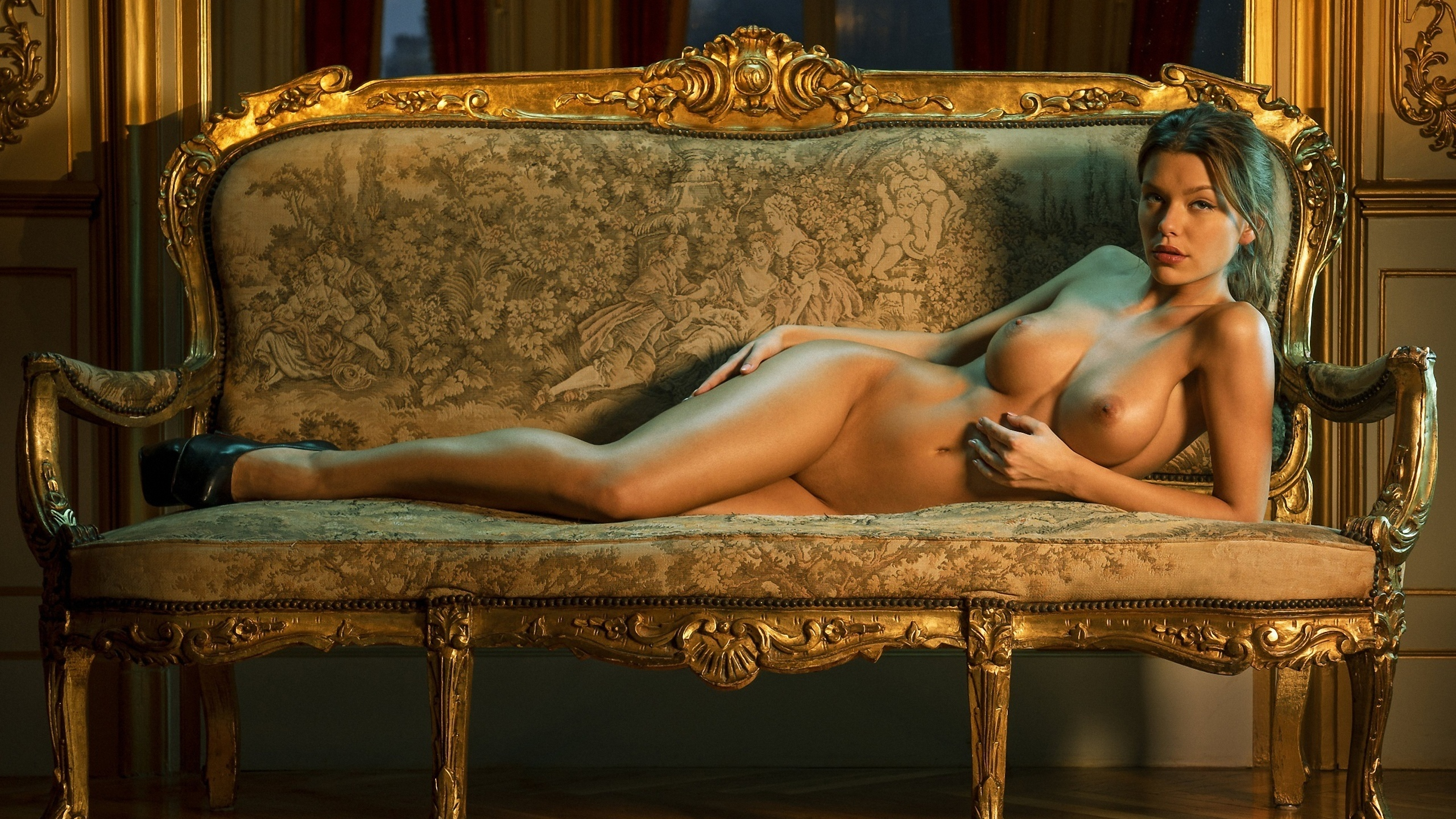Only silk and satin galleries