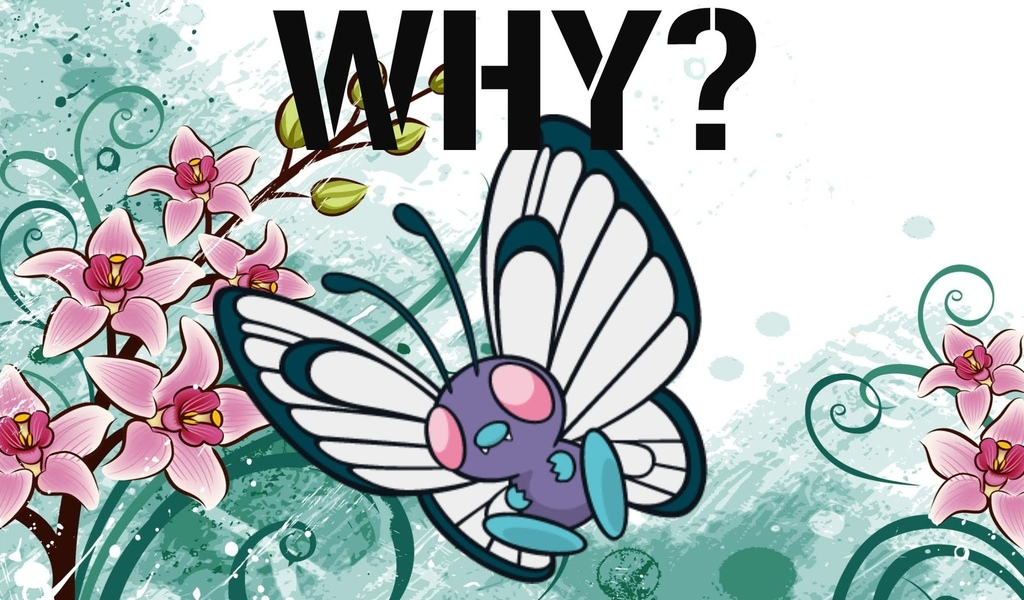 pokemon, butterfree