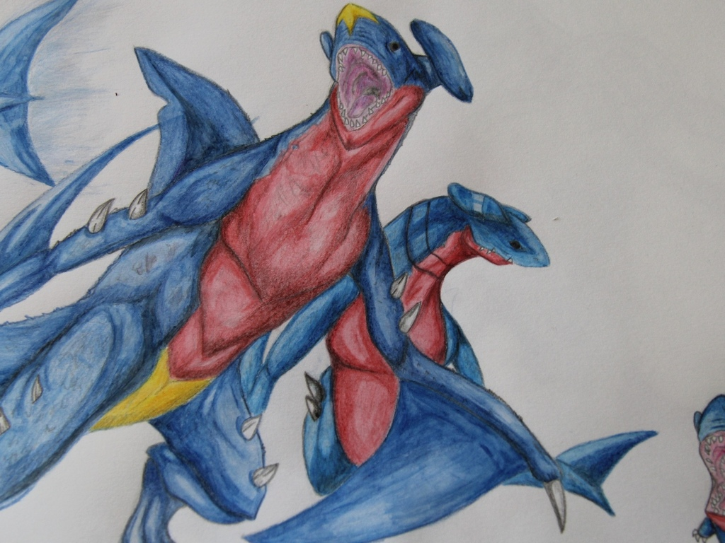 garchomp, pokemon