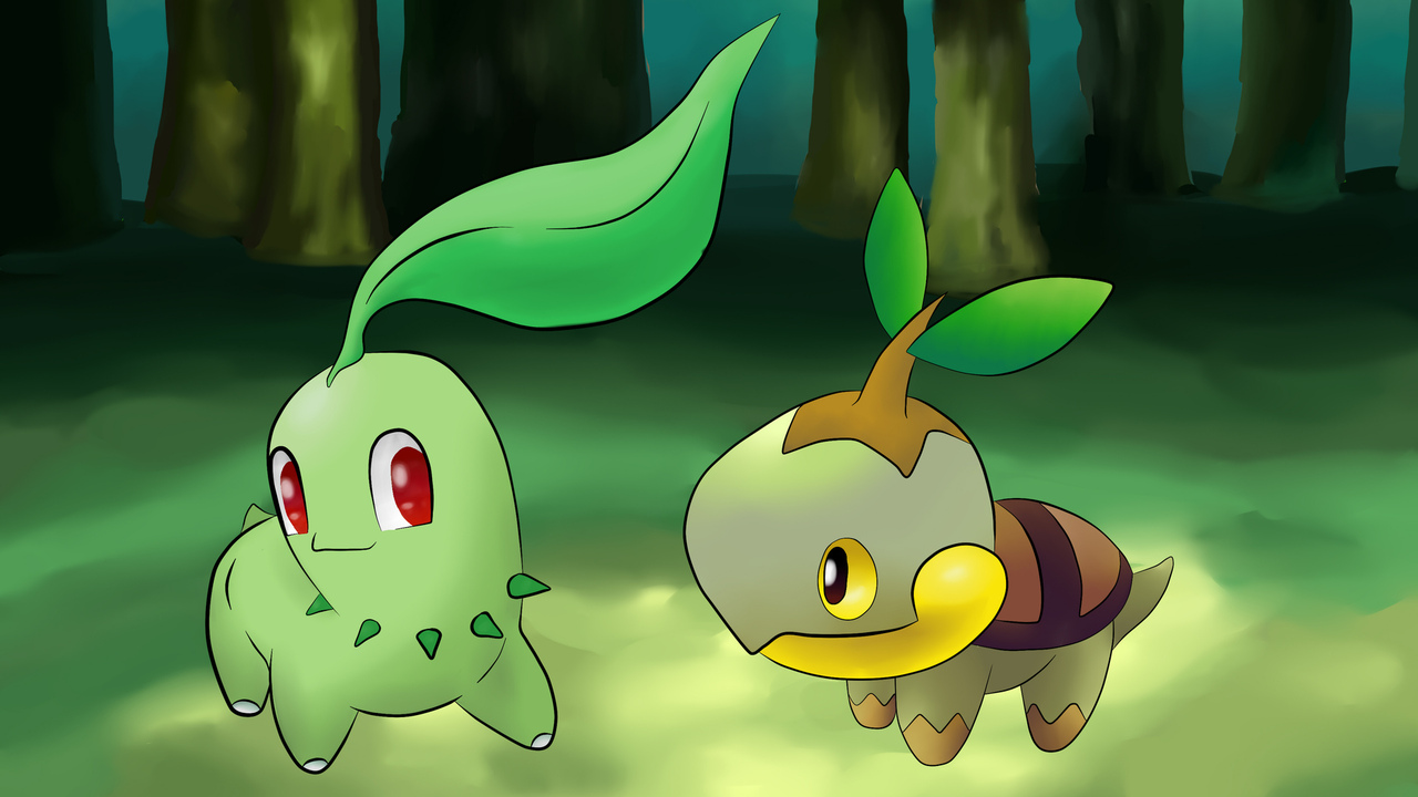 turtwig, pokemon