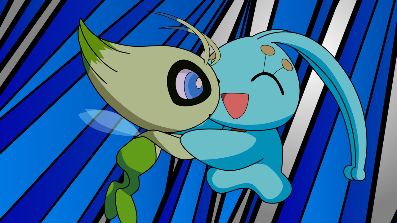 pokemon, manaphy