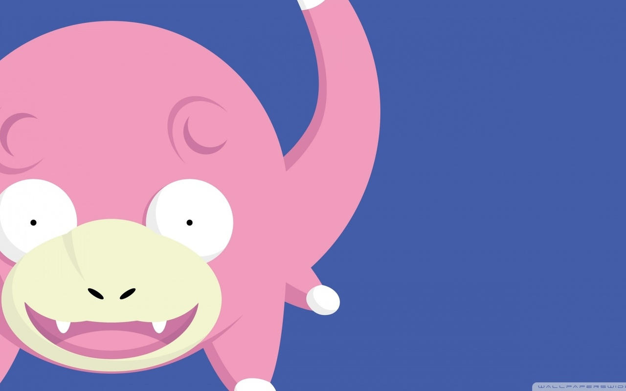 slowpoke, pokemon