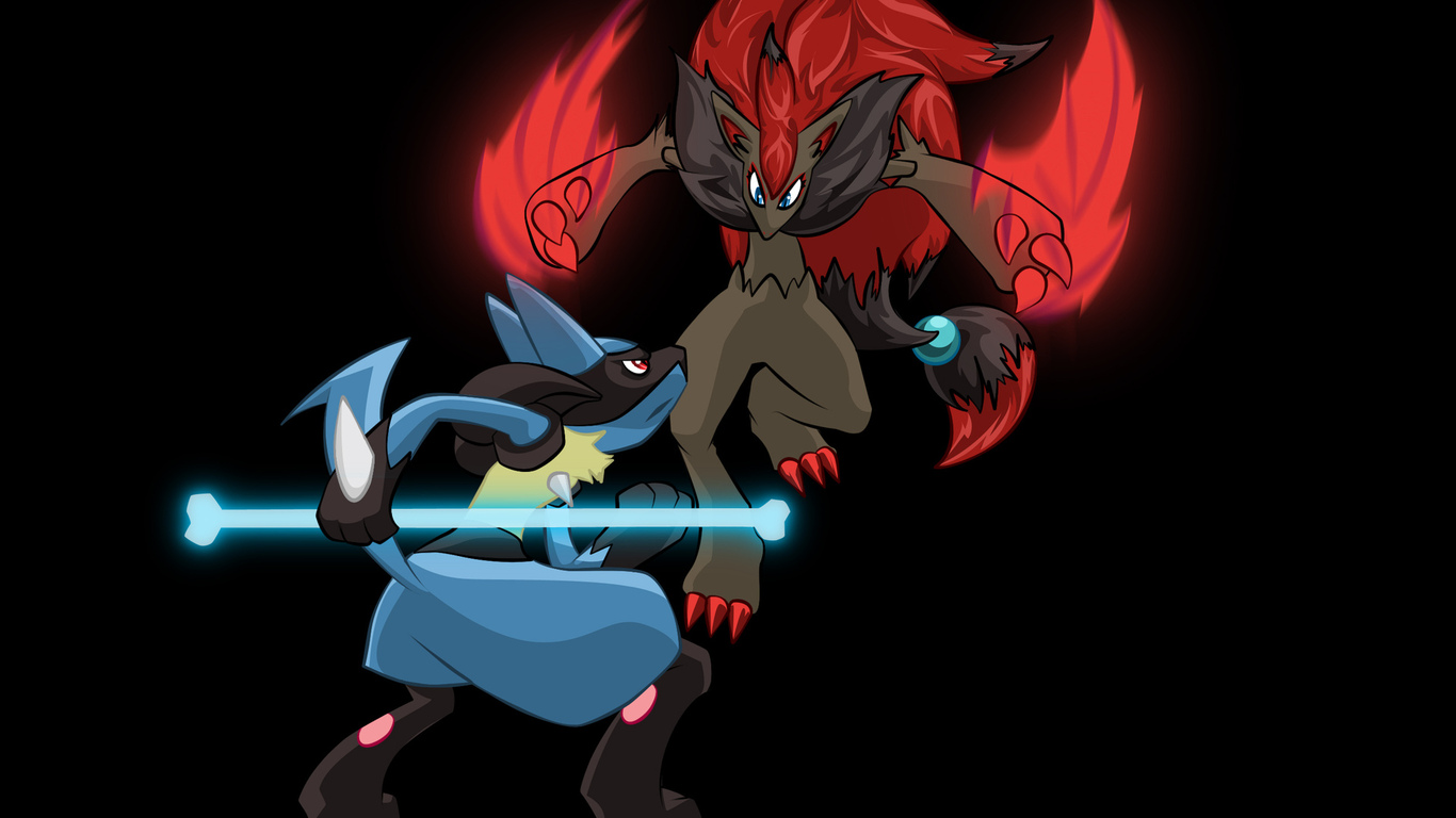 zoroark, pokemon