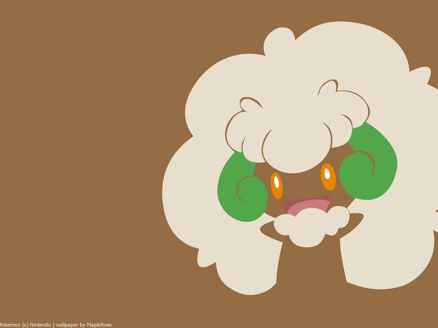pokemon, whimsicott