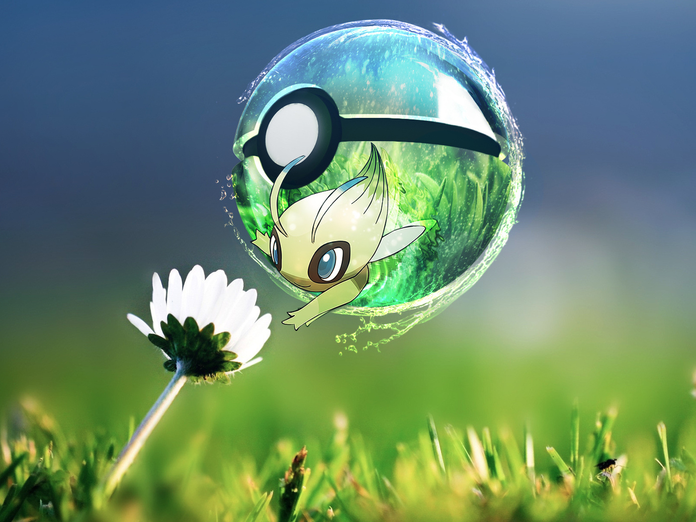 celebi, pokemon