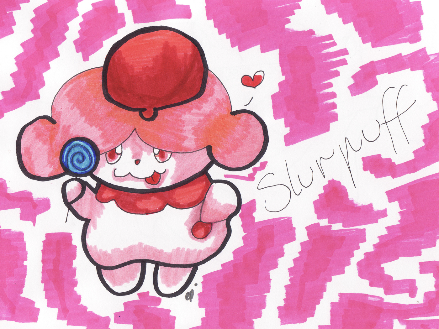 pokemon, slurpuff