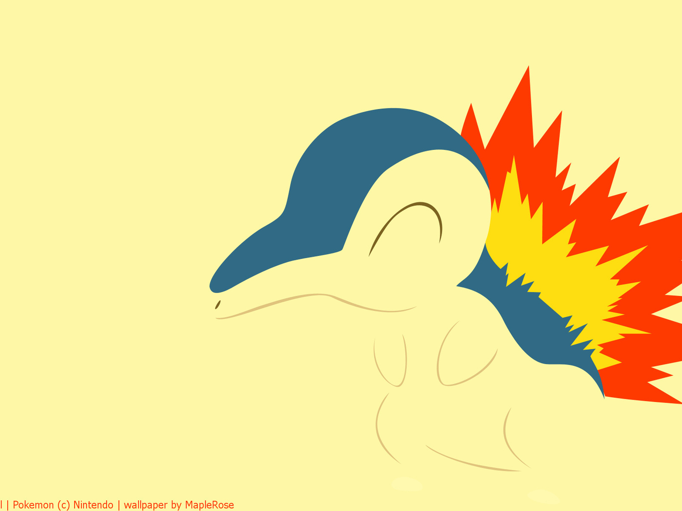 pokemon, cyndaquil