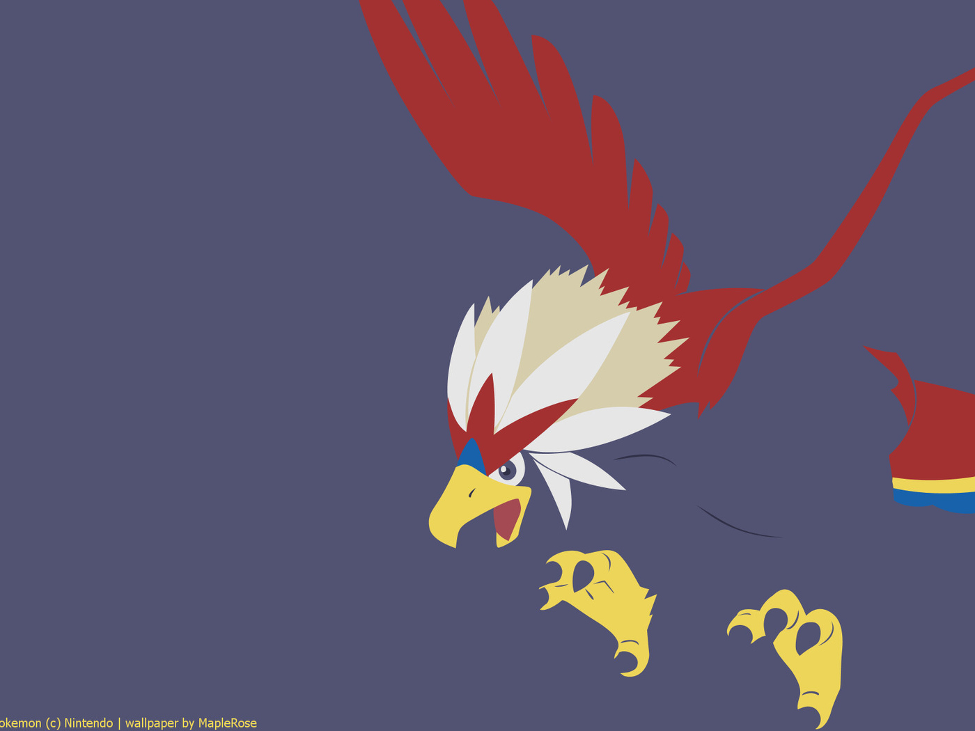 pokemon, braviary