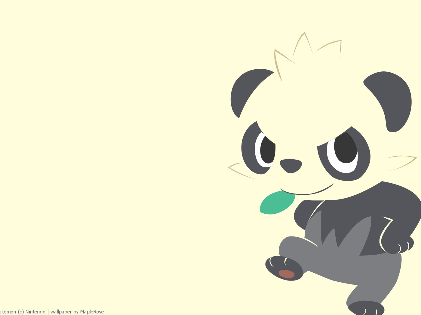 pokemon, pancham