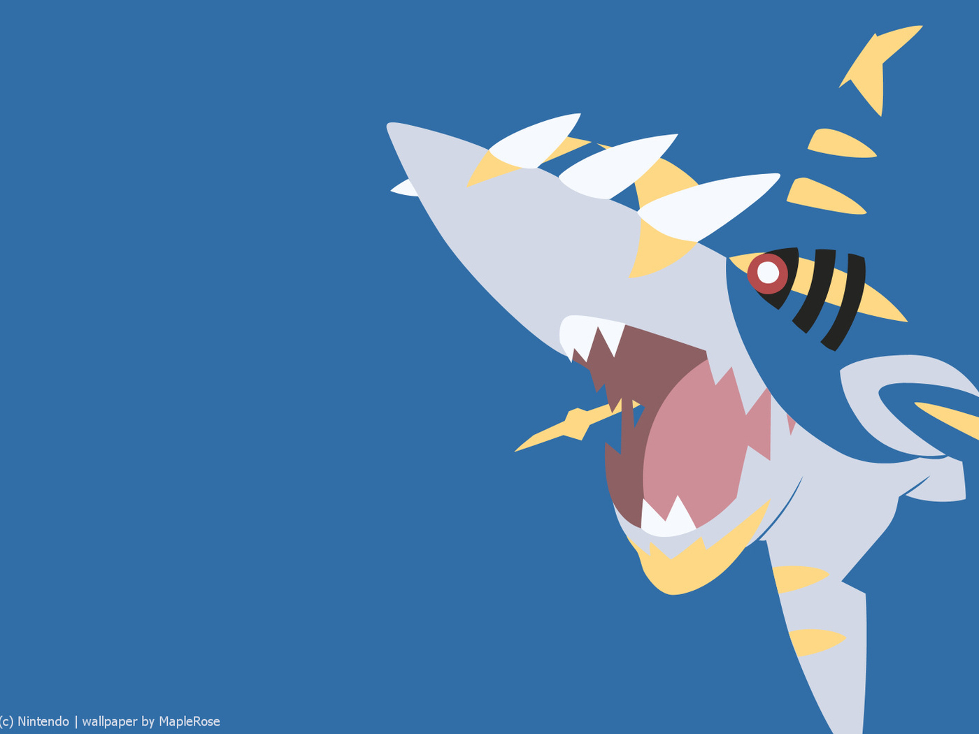 pokemon, sharpedo