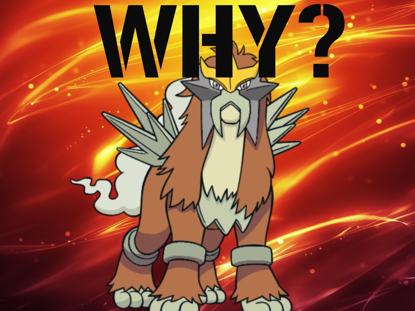 entei, pokemon