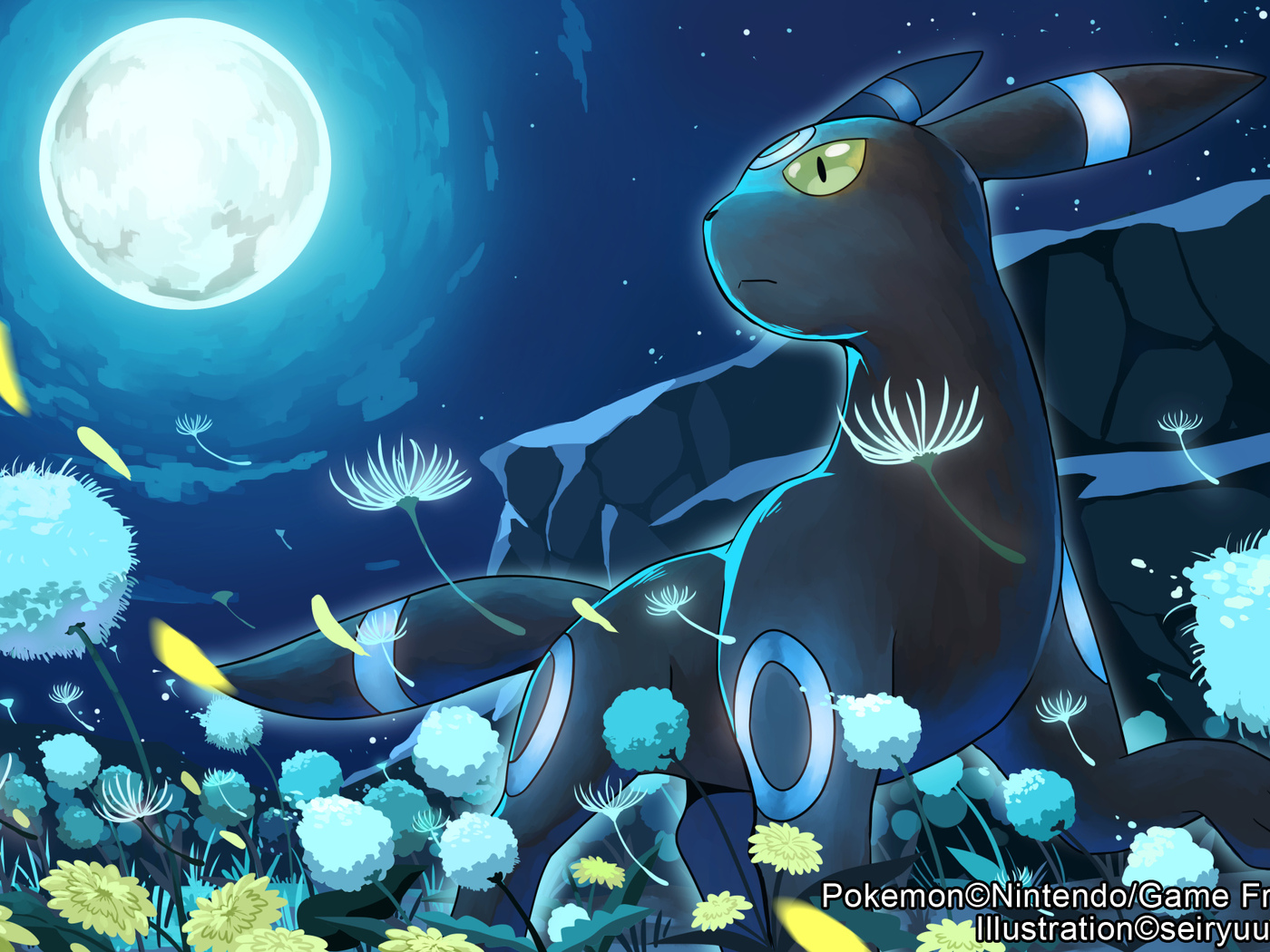 pokemon, umbreon