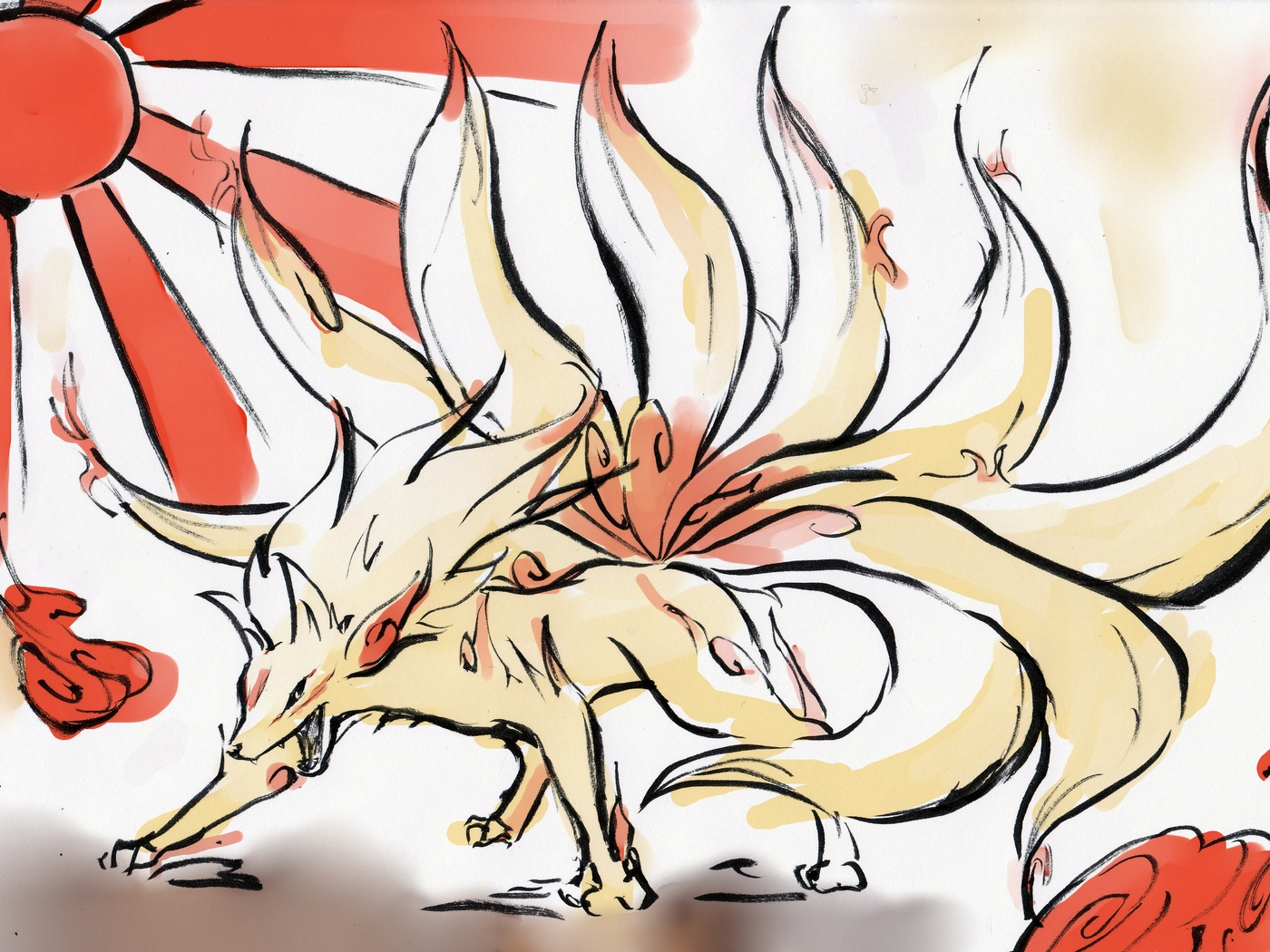pokemon, ninetales