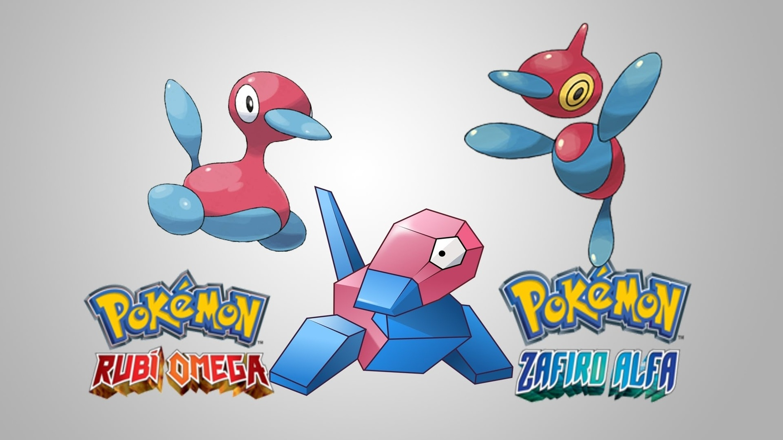 porygon, pokemon