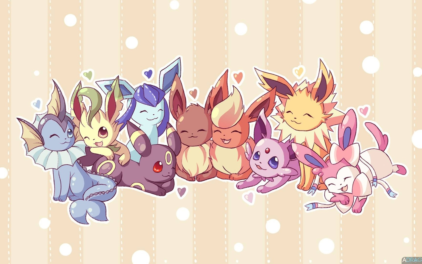 eevee, pokemon