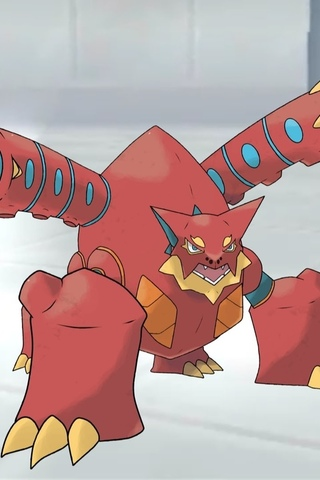 pokemon, volcanion