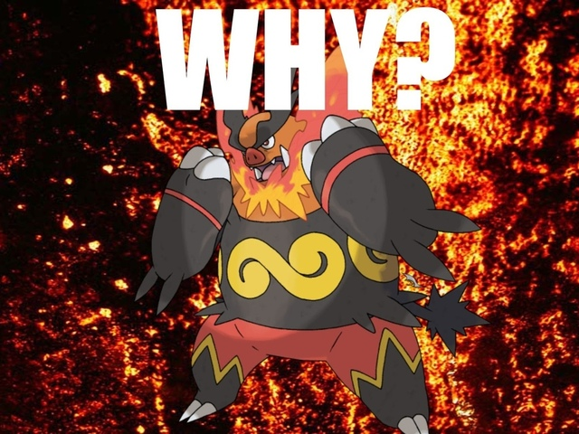 pokemon, emboar