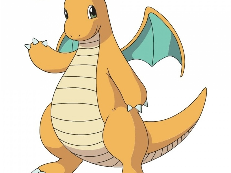 dragonite, pokemon