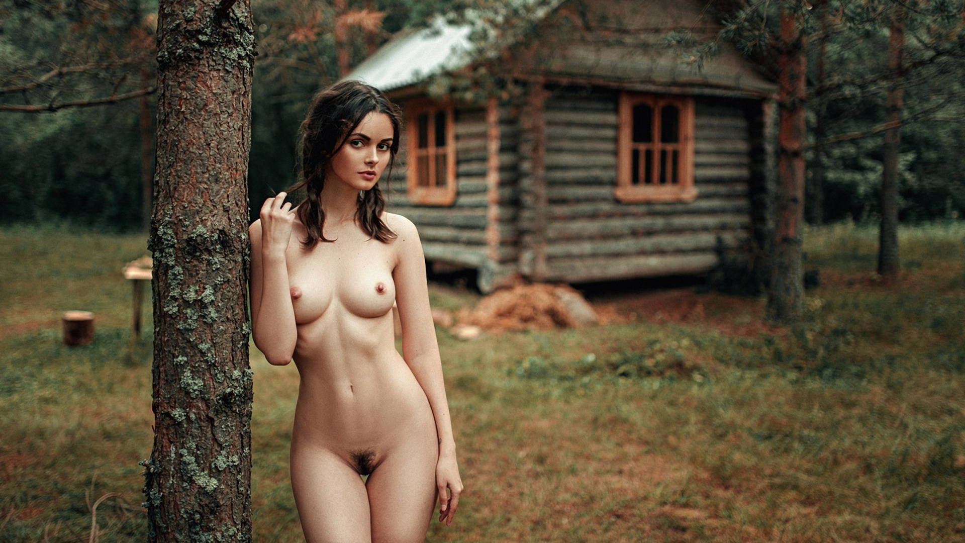 Hot sexy naked mystical girls