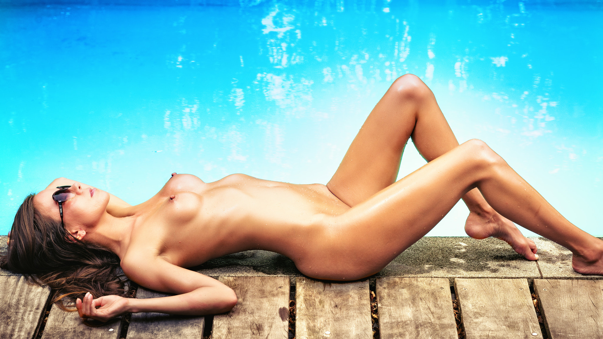 A girl's guide to topless and nude sunbathing in europe