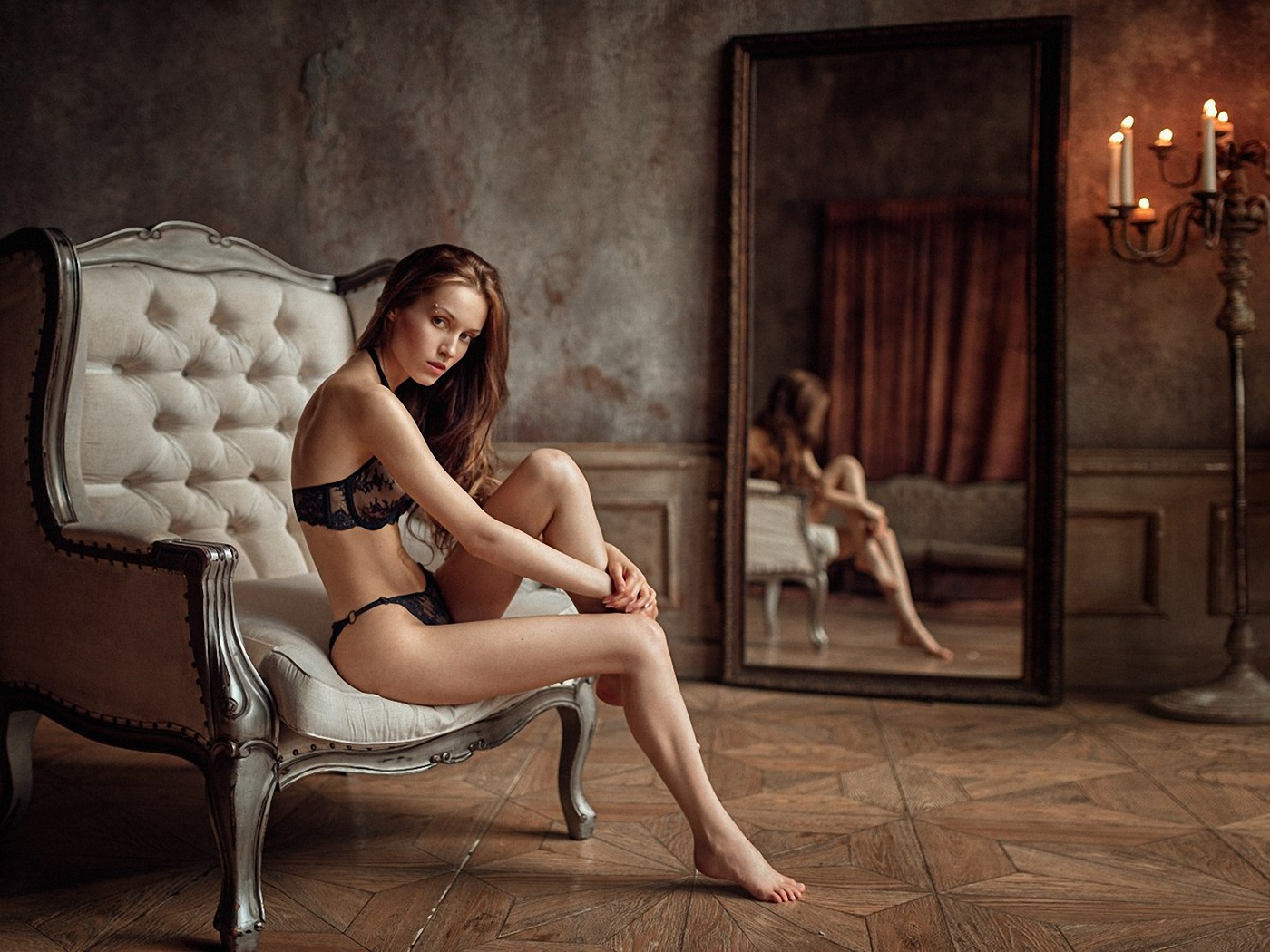 Nude photography workshop in london