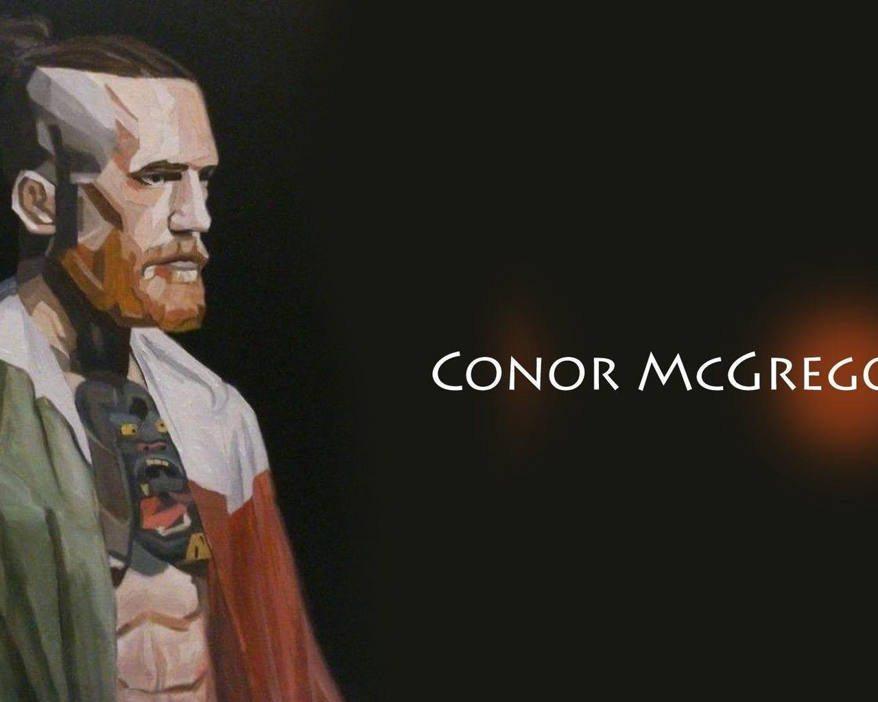mcgregor, арт, конор макгрегор, conor mcgregor, постер, art, poster