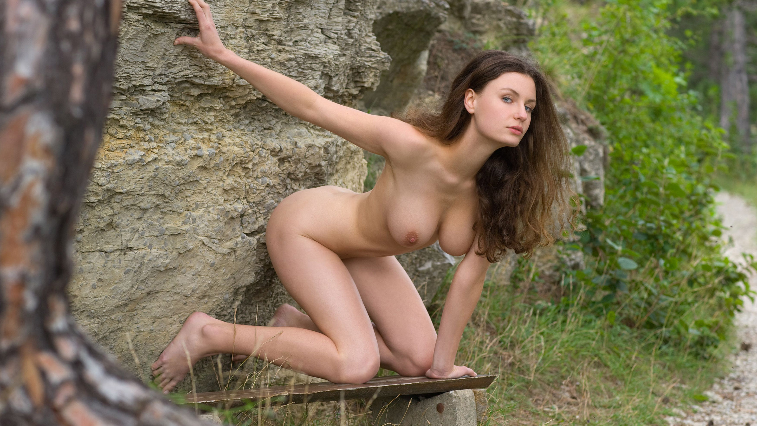 Nude outdoor video #15