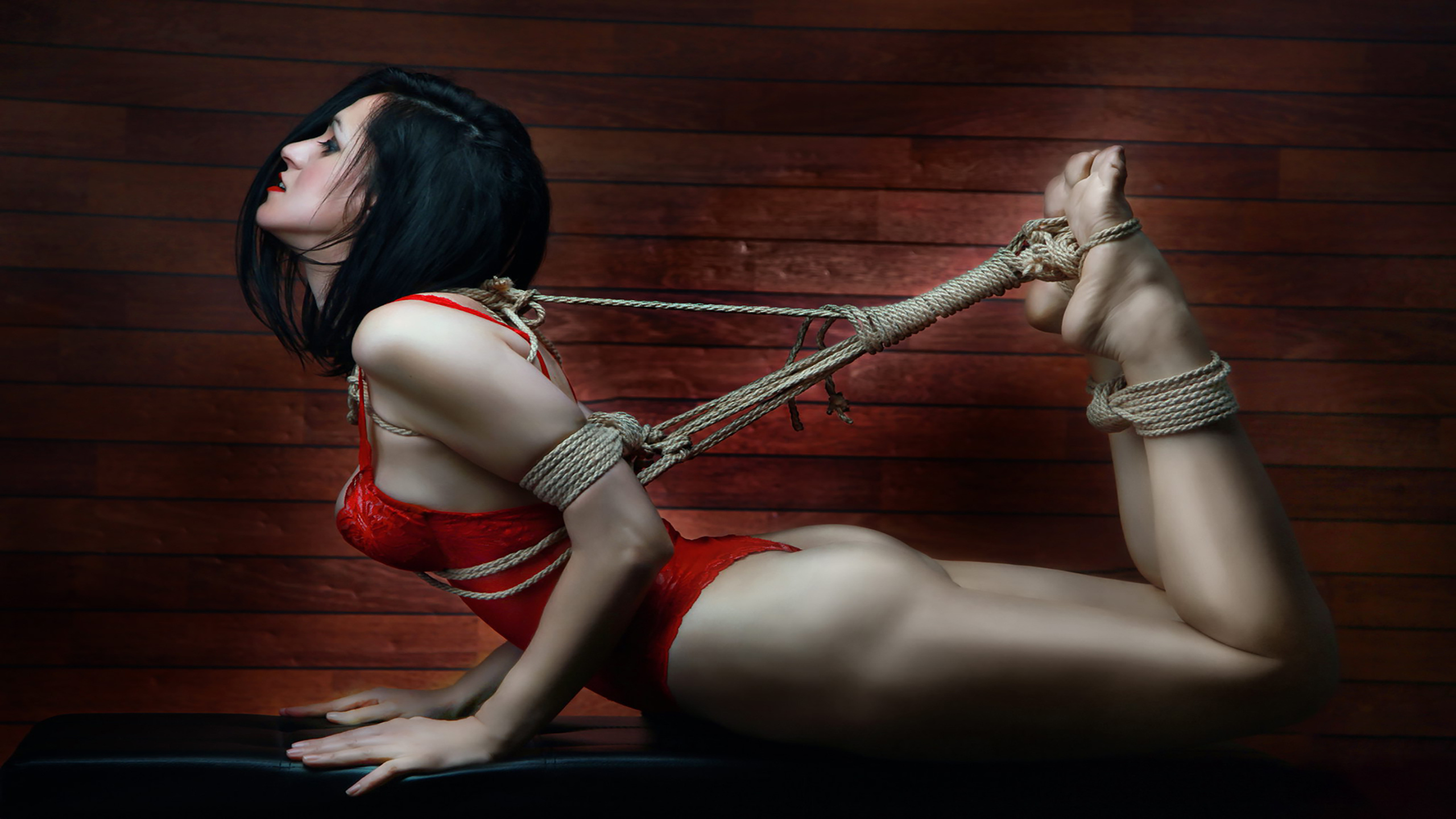 Tale of two bondage models