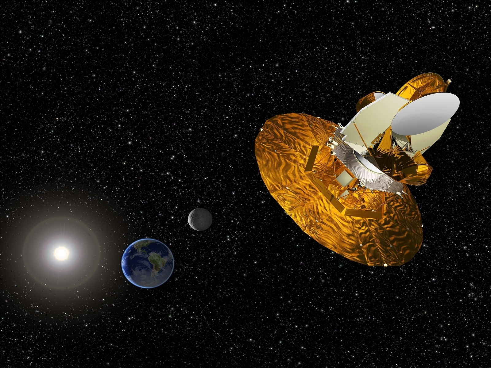 spaceprobe, universeall