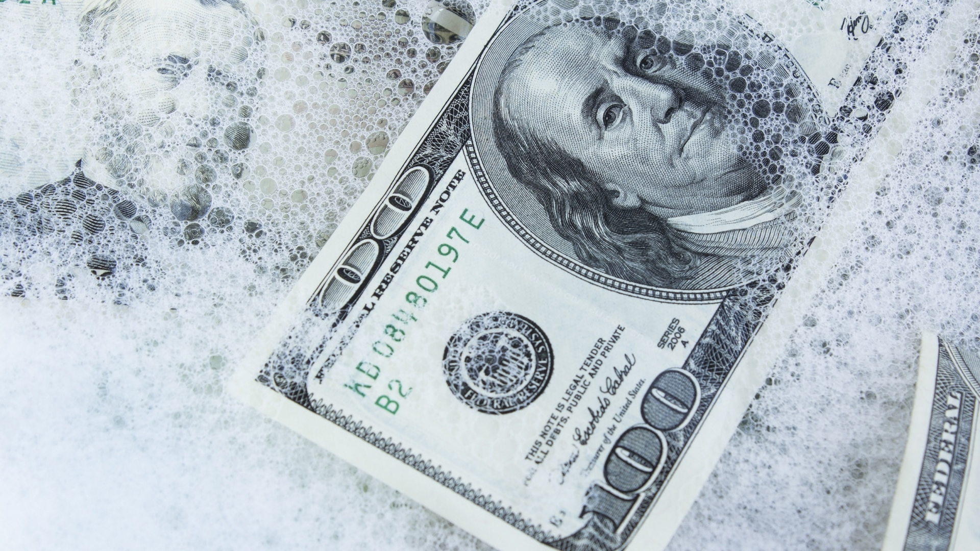 ice, dollars, cold