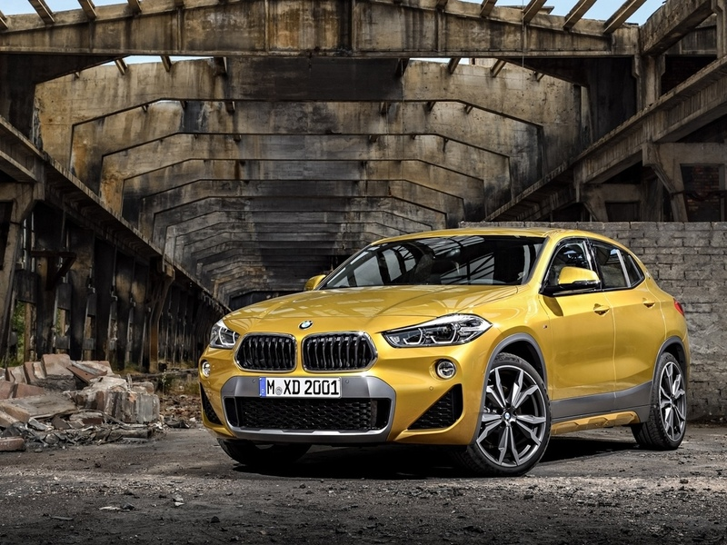 bmw, yellow, cars, nice