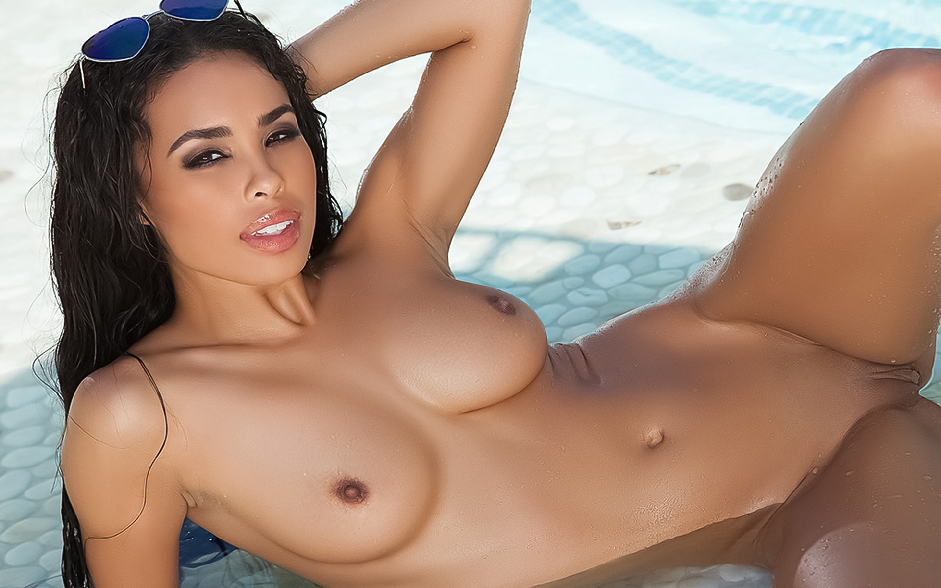 briana ashley, playboy