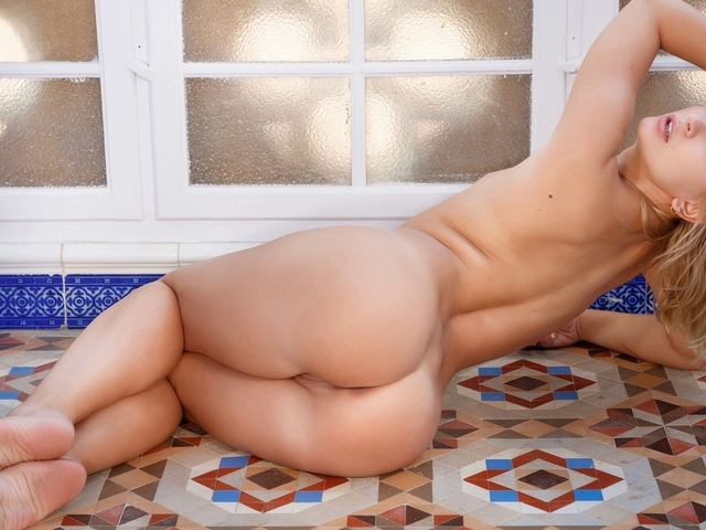 girl, ass, blonde, cute, sexy