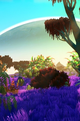 no man sky, planet, game