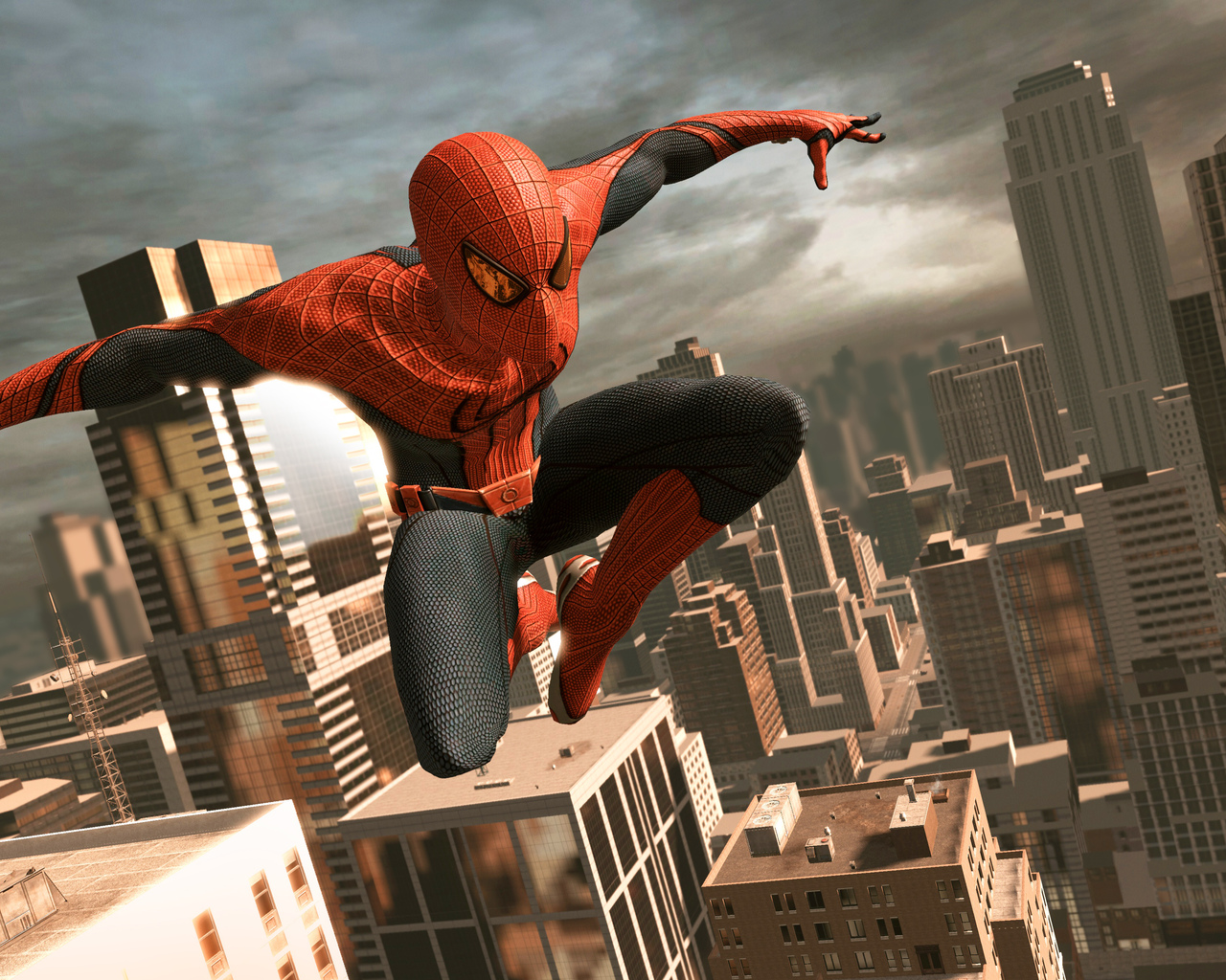 Amazing Spider-Man: The Game - Gamer-Info.com