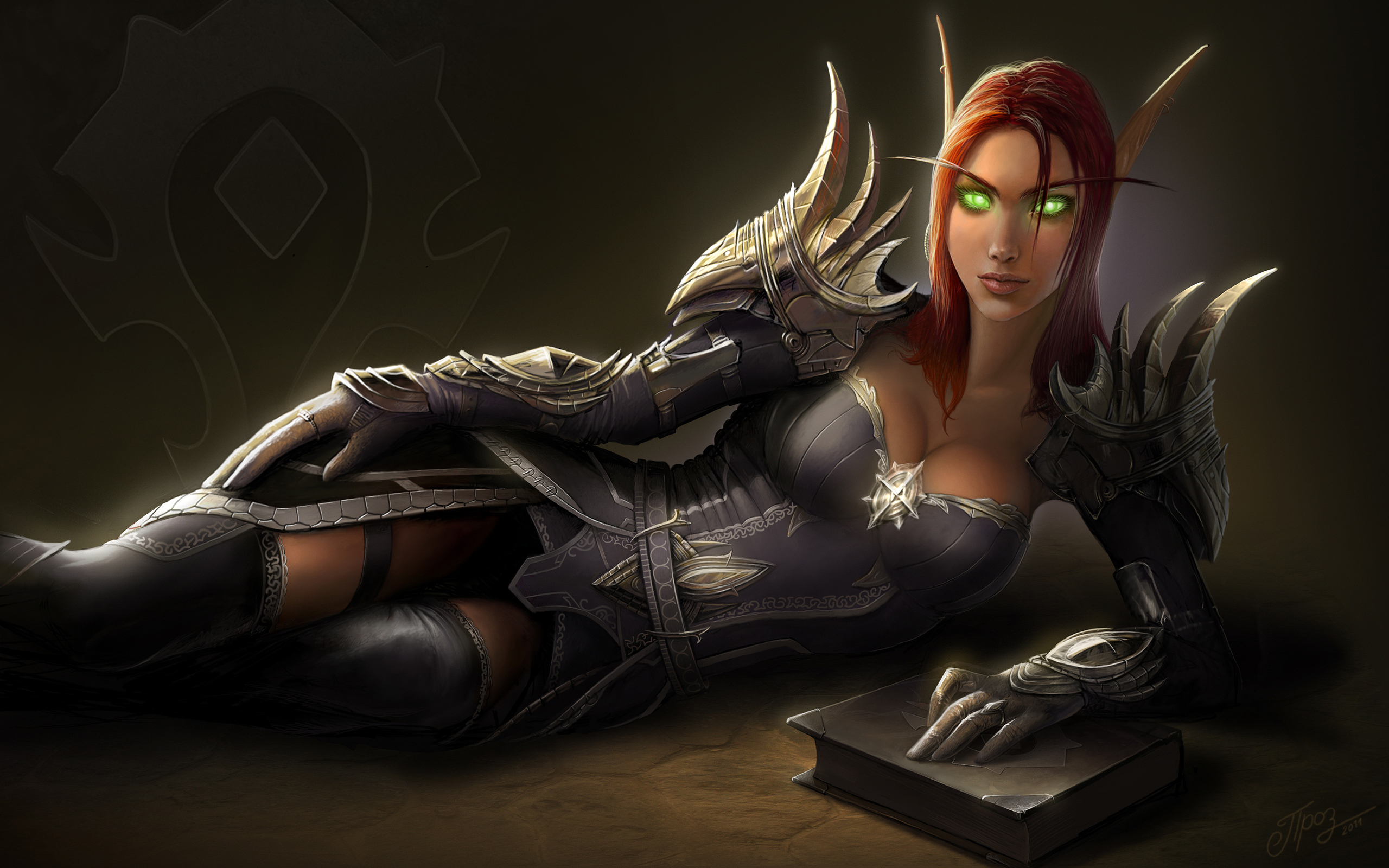 Wow hot naked sexy female blood elf  sexual videos