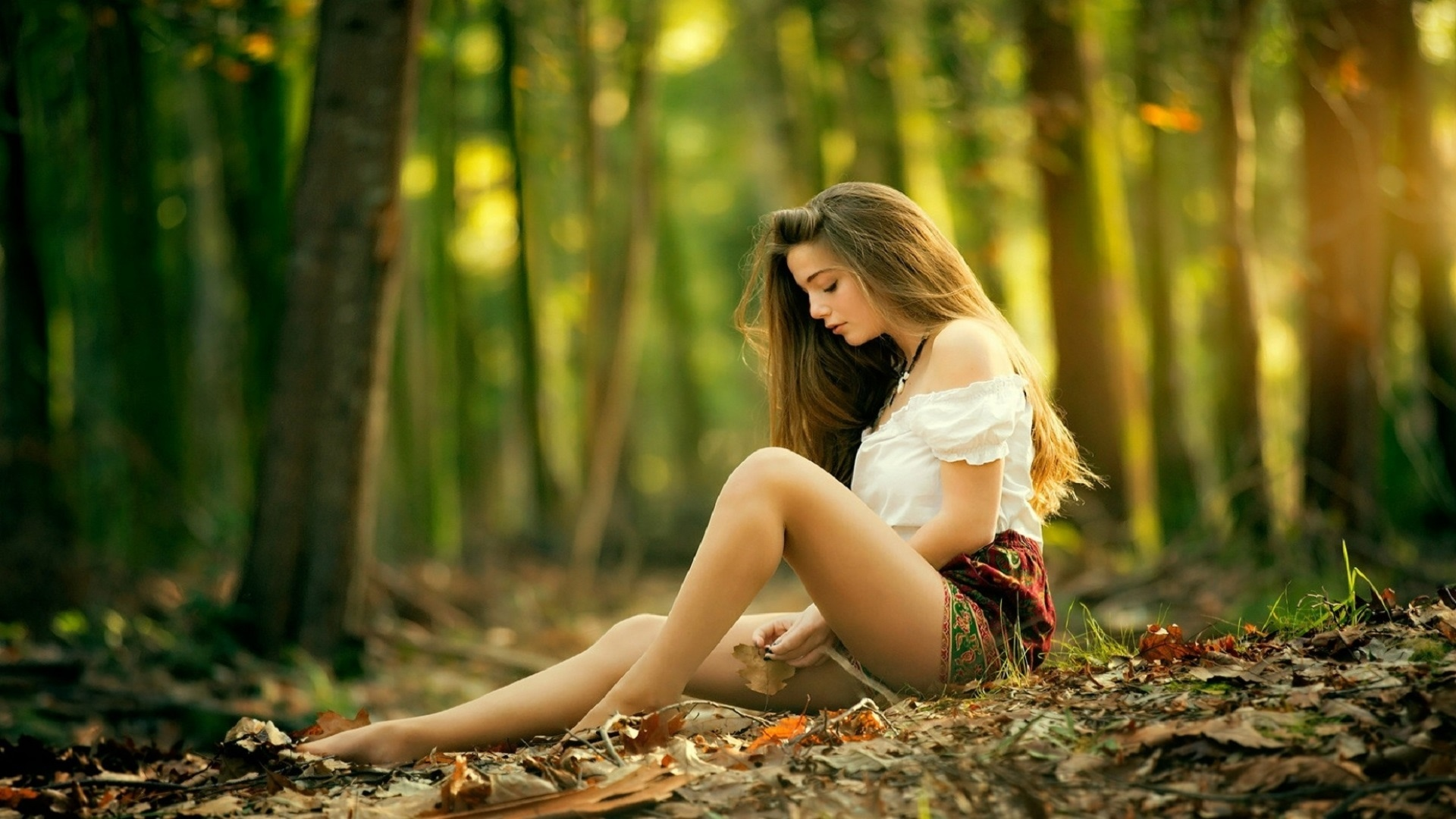 Forest nud girl wallpaper hentai videos